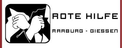 Rote Hilfe Marburg-Gießen